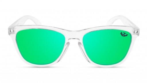 Gafas de Sol - Alpha - Transparent Green [1]