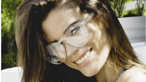 Gafas transparentes TRANSPARENT CANDY [2]