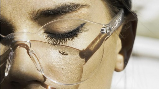 Gafas transparentes TRANSPARENT CANDY [3]