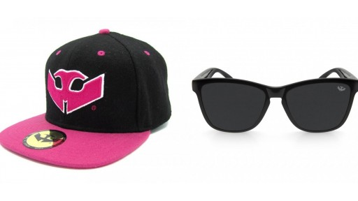 PACK Gafas ALPHA SPLASH Black + Gorra Plana