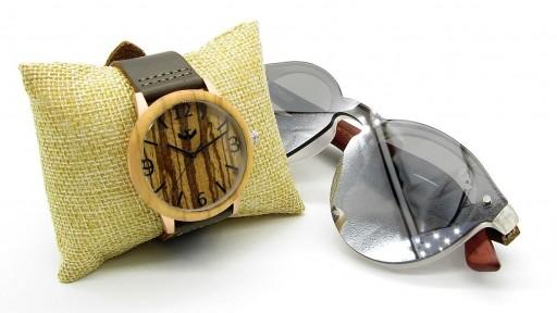 PACK Reloj + Gafas en Madera 03 [1]