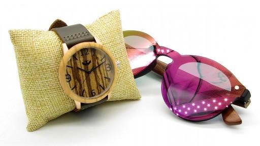 PACK Reloj + Gafas en Madera 04 [1]