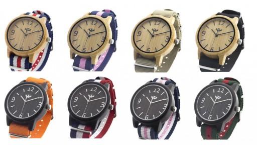 PACK Gafas Madera + Reloj Madera (puedes elegir modelos y colores) - Envío GRATIS! [2]