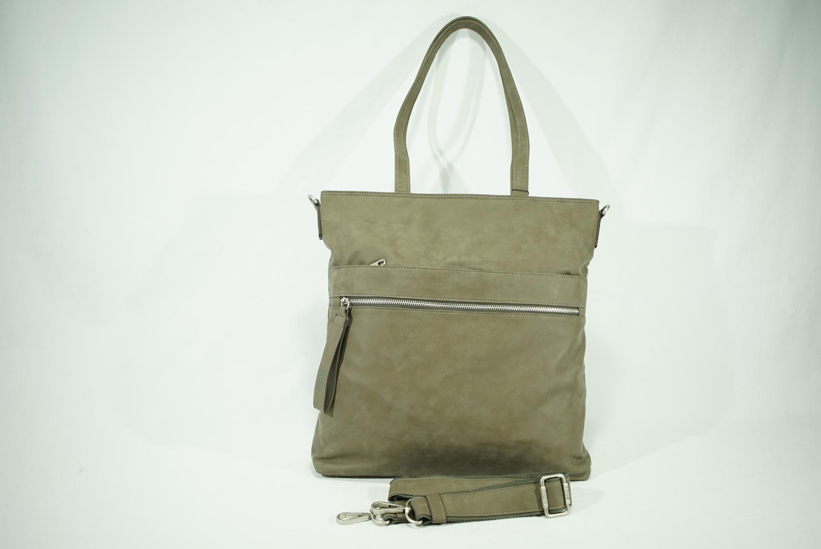 Bolso shopper kcb arties L taupe (1).JPG