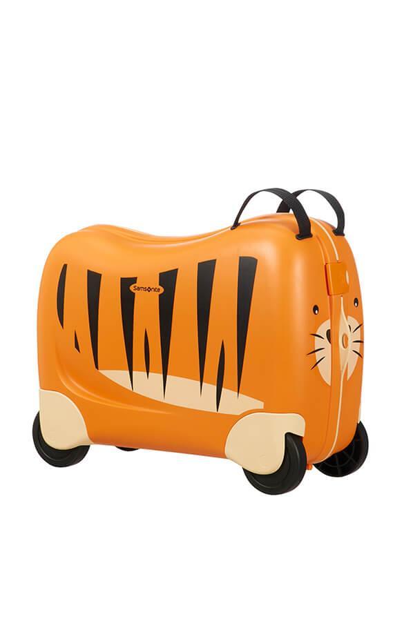Dream Rider Maleta  (4 ruedas) Tiger Toby 109640/7259