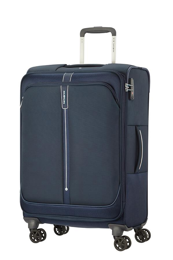 Maleta M 66cm Spinner Samsonite Popsoda Dark Blue 123538/1247