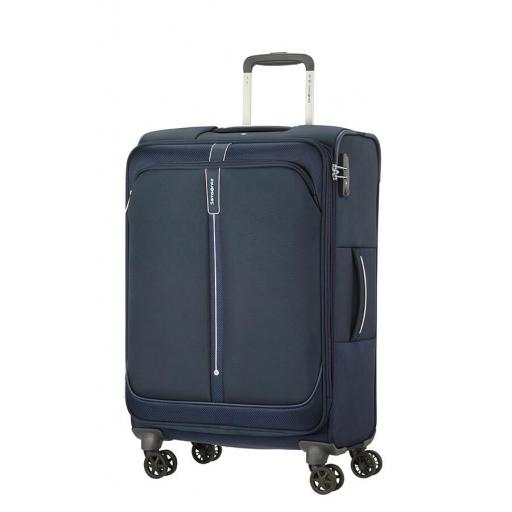 Maleta M 66cm Spinner Samsonite Popsoda Dark Blue 123538/1247 [0]