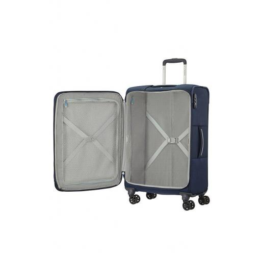 Maleta M 66cm Spinner Samsonite Popsoda Dark Blue 123538/1247 [1]
