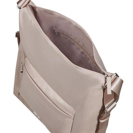 Bolso Samsonite hobo/backpack move 3.0 rose 124104/1751 [1]