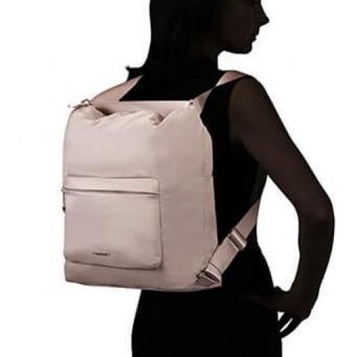 Bolso Samsonite hobo/backpack move 3.0 rose 124104/1751 [2]