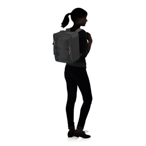 Bolsa mochila de viaje summerfunk negro 124892/1041 [2]