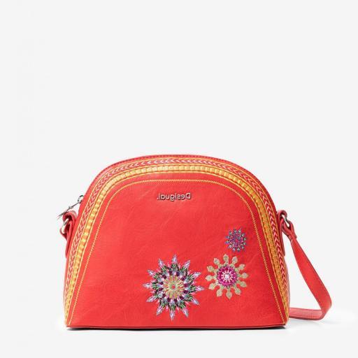 Bolso mini Desigual ada deia rojo 20SAXPD4 3092