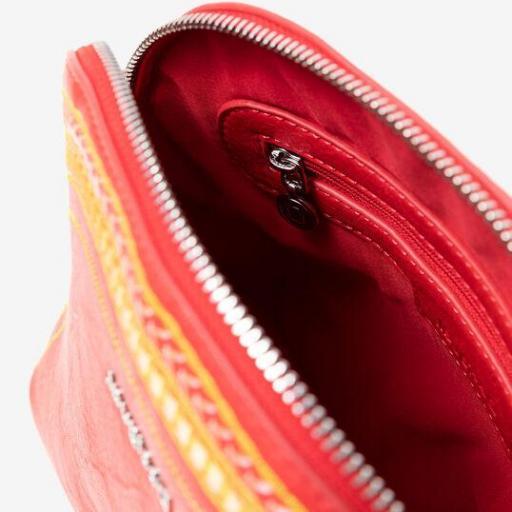 Bolso mini Desigual ada deia rojo 20SAXPD4 3092 [3]