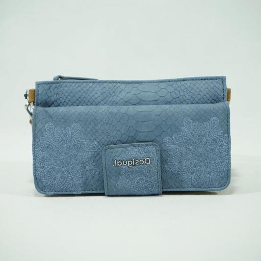 Monedero Desigual hela carmen azul 20SAYP54 5000