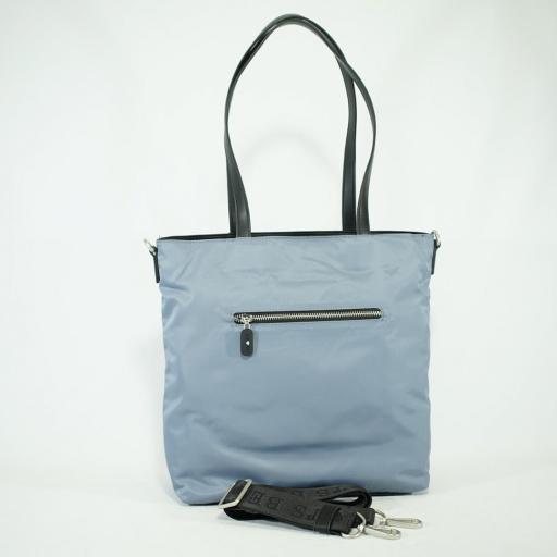 Bolso shopper de brazo y bandolera bets nylon summer azul jeans (2).JPG [1]