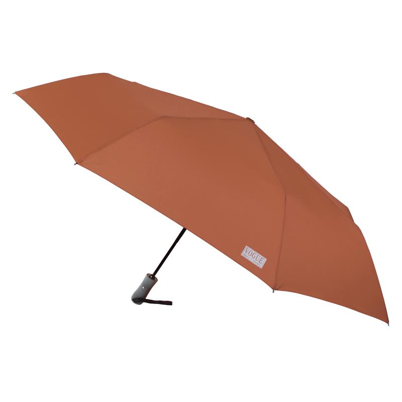 Paraguas vogue plegable golf auto rojo claro-02.jpg