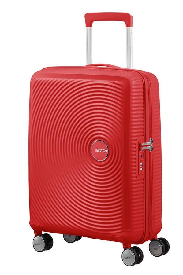 Soundbox maleta Spinner exp.  Red Coral 55x40x20/23cm 88472/1226