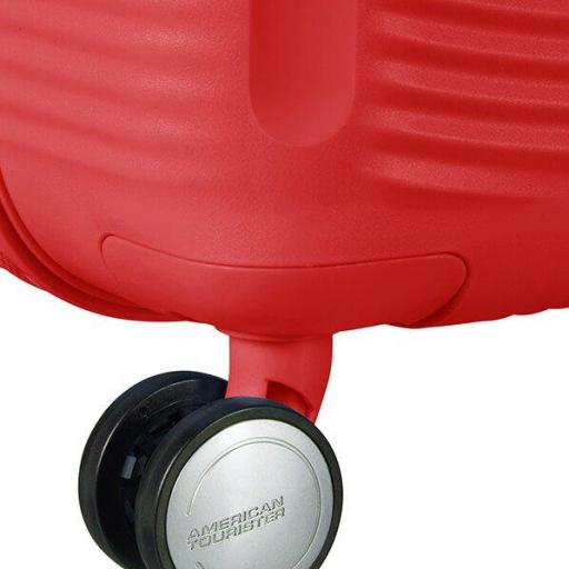 Soundbox maleta Spinner exp.  Red Coral 55x40x20/23cm 88472/1226 [3]