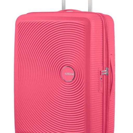 Soundbox Maleta Spinner exp. 67cm Hot Pink  88473/1426