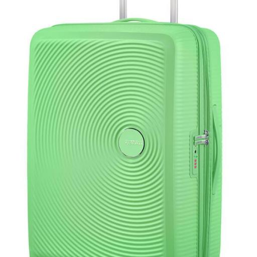 Maleta Soundbox Spinner exp. 67cm Spring Green 88473/4420