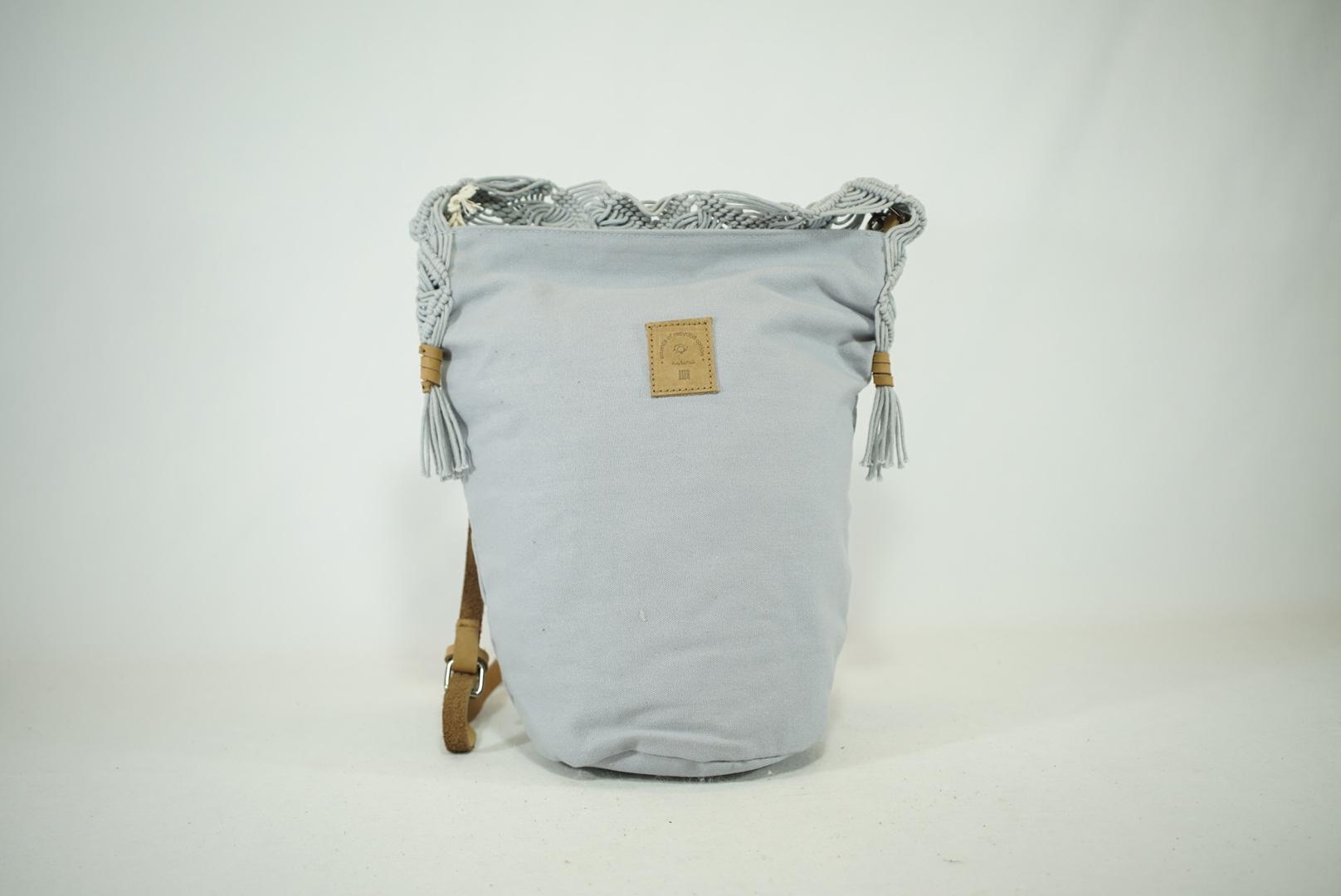 Bolso de brazo y bandolera biba handmade barbados azul (1).JPG