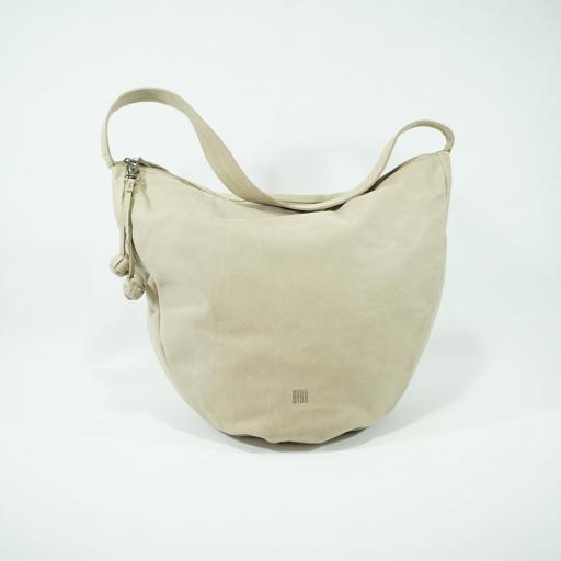 Bolso de brazo shopper L Biba benton crudo BEN1L 03