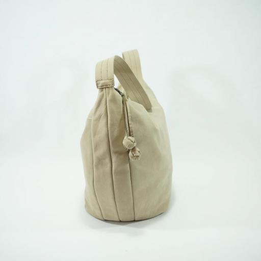 Bolso de brazo shopper L Biba benton crudo BEN1L 03 [2]