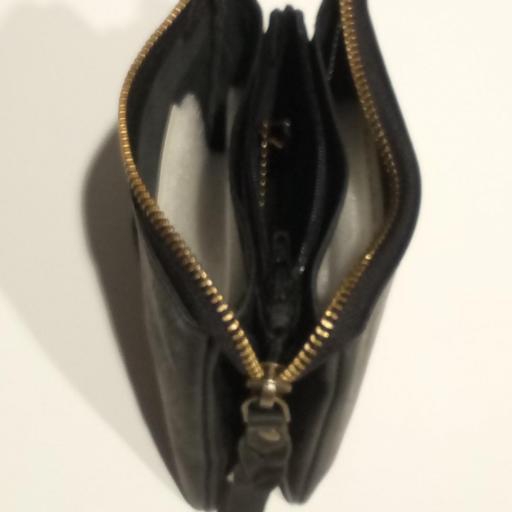Portamonedas  Biba Kansas negro KA5 00 [3]