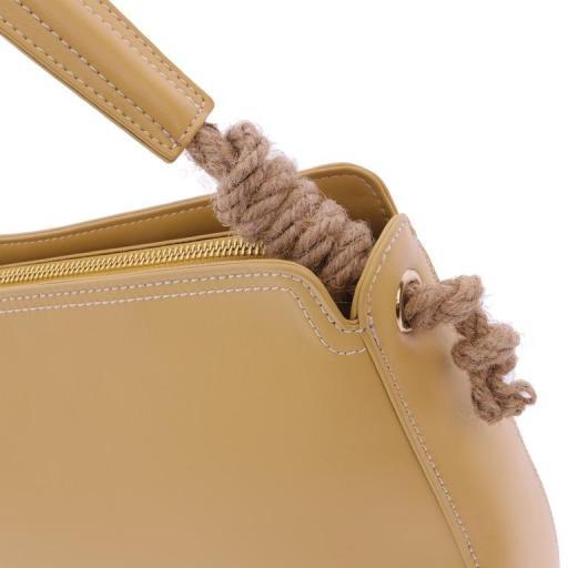 Bolso de brazo don algodon mostaza#3.JPG [3]