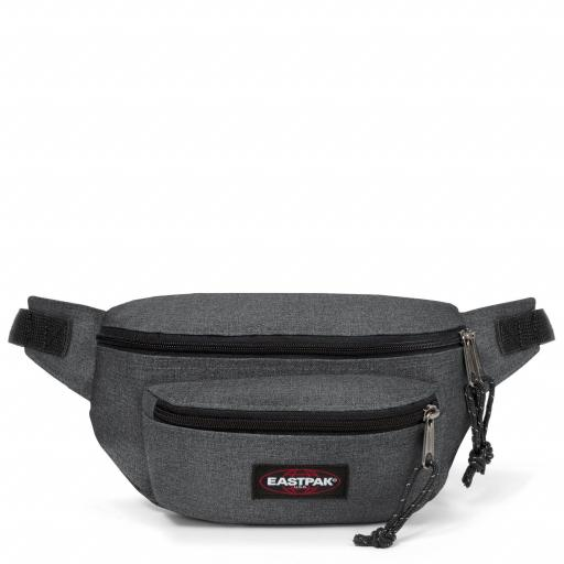 Riñonera Eastpak Doggy bag black denim K073 008