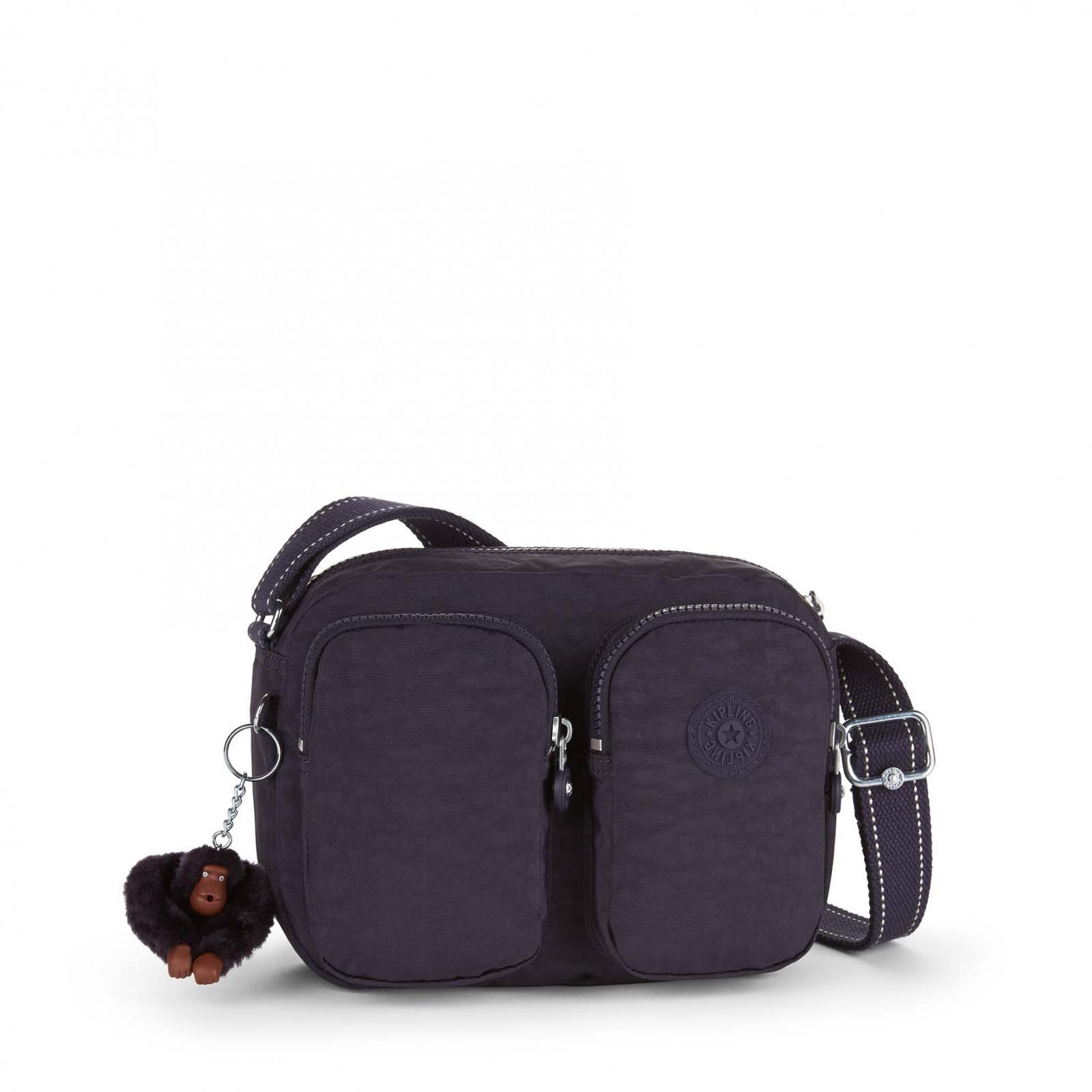 Bolso Kipling PATTI Blue Purple C G71