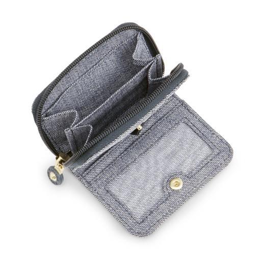 Billetero Monedero Kipling TOPS Cotton Jeans 13215 F27 [2]