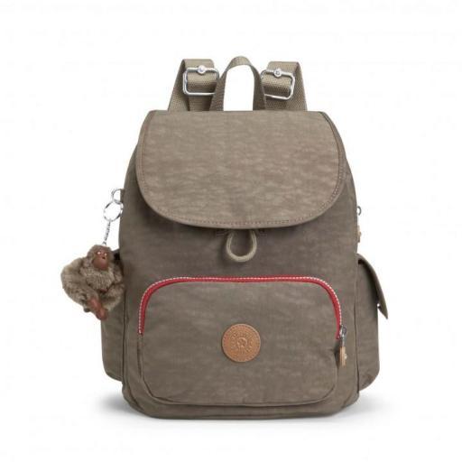 Mochila Kipling CITY Pack S True Beige C 15635 22X