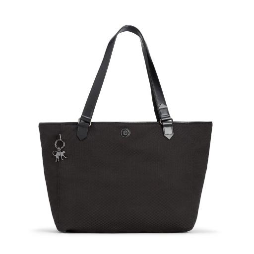 Bolso Kipling Lots of Bag Black Blaze 16999 56G [0]