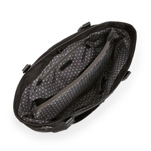 Bolso Kipling Lots of Bag Black Blaze 16999 56G [2]