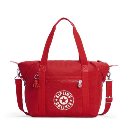 Bolso Kipling ART NC Lively Red I2521 49W