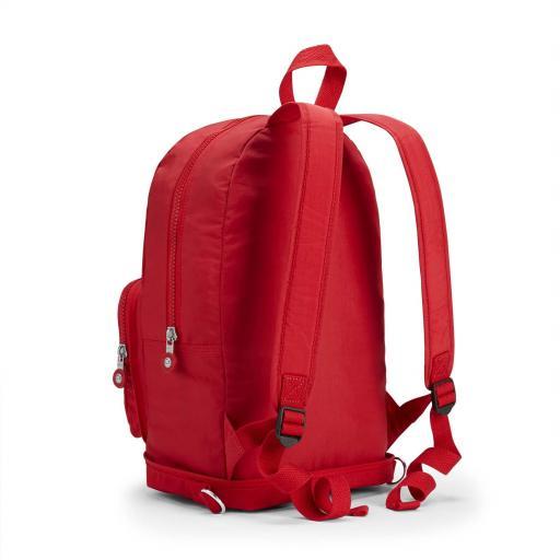 Mochila-Bolso Kipling CLASSIC NIMAN FOLD Lively Red I2636 49W [2]