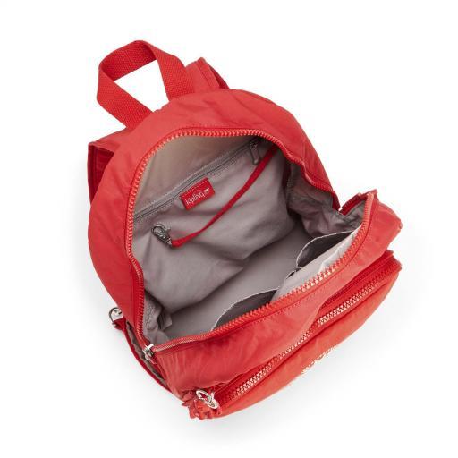 Mochila-Bolso Kipling CLASSIC NIMAN FOLD Lively Red I2636 49W [3]