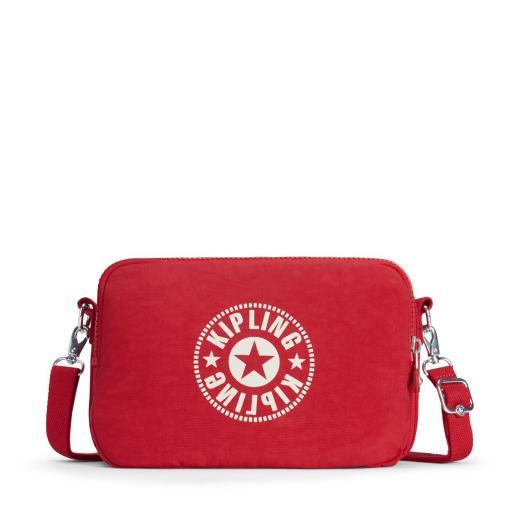 Mochila-Bolso Kipling CLASSIC NIMAN FOLD Lively Red I2636 49W [1]