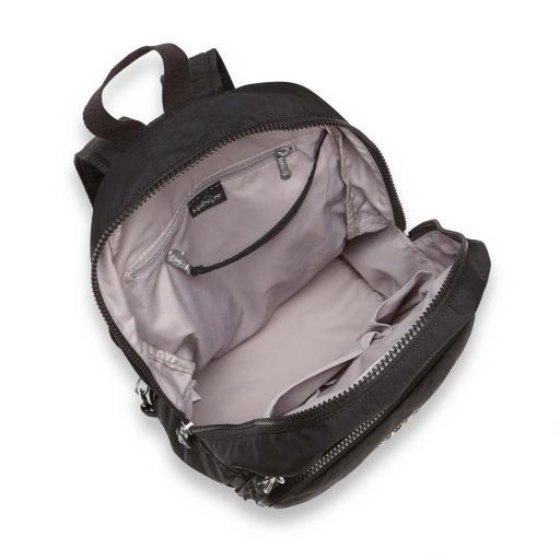 Mochila-Bolso Kipling CLASSIC NIMAN FOLD Lively Black I2636 51T [3]