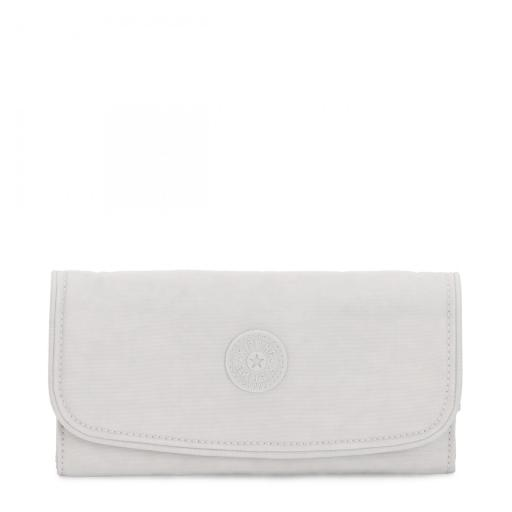 Billetero Kipling Money Land RFID Curiosity Grey I4191 19O