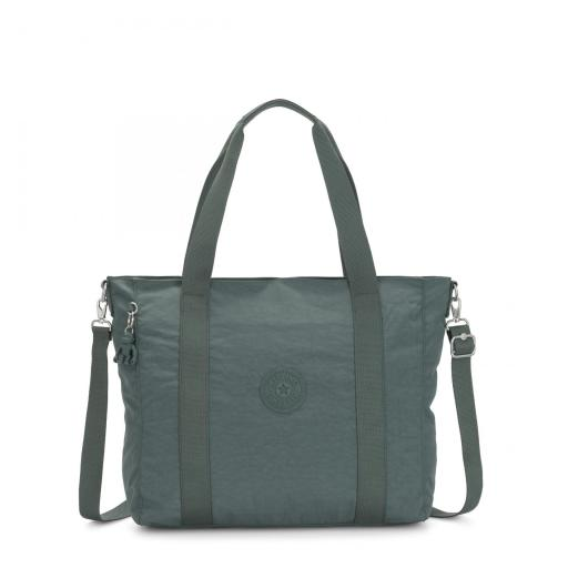 Bolso shopper Kipling ASSENI Light Aloe I5444 47V