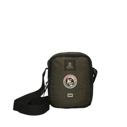 Bolso National Geographic Explorer Kakhi 01103 11