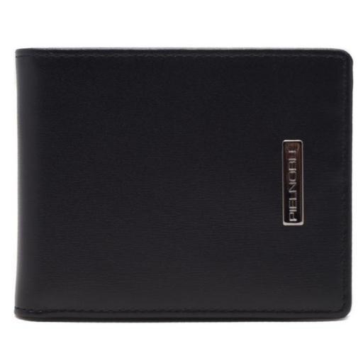 Billetera tarjetero de piel tipo americano pielnoble luxe negro 1.jpg