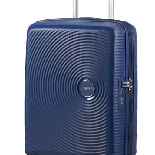 Soundbox Spinner exp. Midnight Navy 55x40x20/23cm 88472/1552