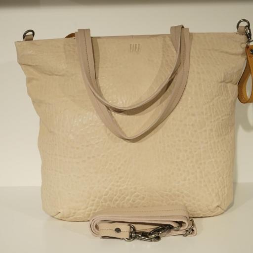 Bolso Shopper BIBA FREEMONT Rosa FRE1L 29