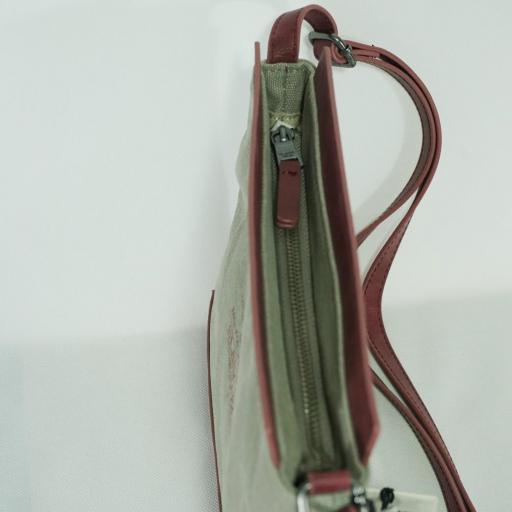 Bolso bandolera pequeño SLANG FUNNY rojo FU1 19 [2]