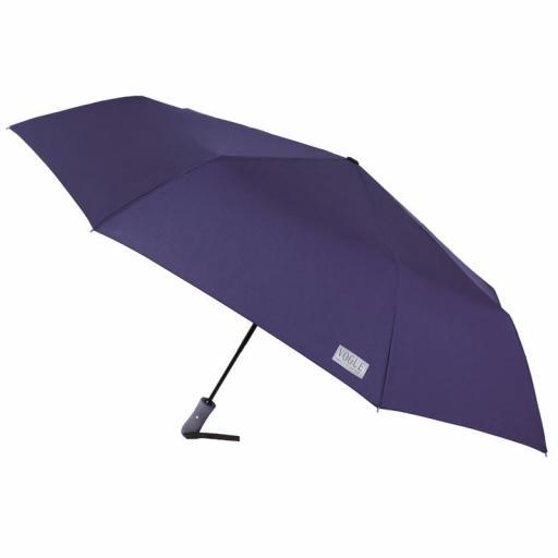 Paraguas Vogue plegable  GOLF Automatico morado 883