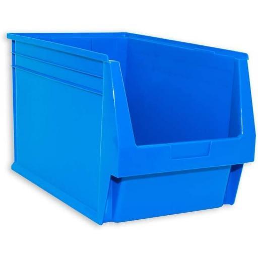 Gaveta apilable 59. Lote de 6 unidades (30hx50x30cm) Azul Ty-gaveta59 6/u [1]