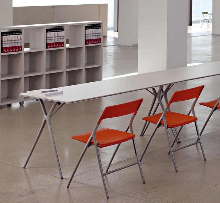 Mesa diseño plegable ber-Q523